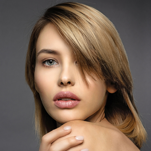 Get The Look - Sweeping Side Part