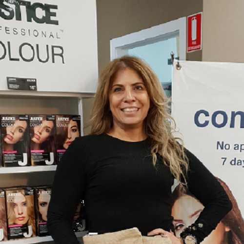 Stockland Townsville teams up with Just Cuts to pamper local seniors